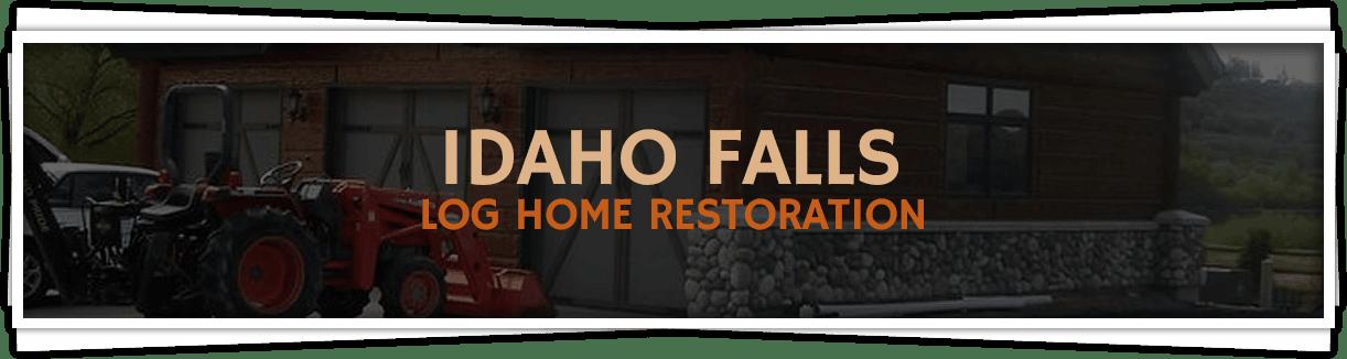Idaho-Falls-Log-Home-Restoration